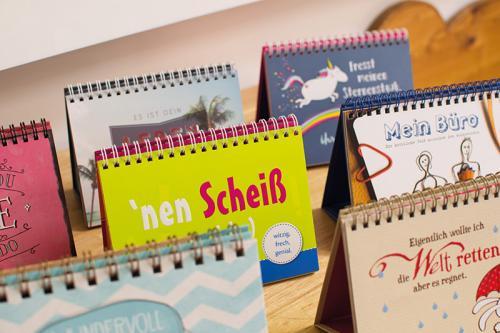 Geschenkideen & Accesoires Blöcke
